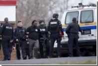 В США взявший в заложники пожарных мужчина сдался полиции