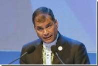 Президент Эквадора обвинил ЦРУ в подрывных действиях
