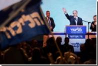 На выборах в Израиле в лидеры вырвалась партия Нетаньяху