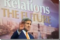 Керри на полях конференции в Египте предложил всем поработать на благо Израиля