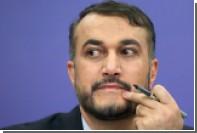 Тегеран допустил сотрудничество с Эр-Риядом по ситуации в Йемене