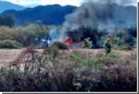 При столкновении двух вертолетов в Аргентине погибли 10человек