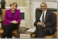 Обама и Меркель назвали условие ослабления санкций против России