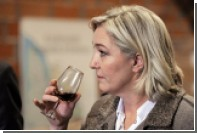 Ле Пен согласилась выпить и обсудить свои взгляды с Мадонной