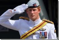 Принц Гарри подтвердил намерение оставить военную службу
