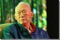 Власти Сингапура заявили о критическом состоянии бывшего главы кабмина Ли Куан Ю
