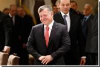 Король Иордании сравнил идеологию ИГ с нацизмом