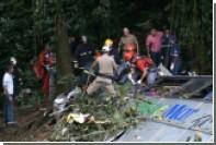 Число жертв бразильского ДТП превысило 40