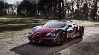 Как создавался Bugatti Veyron — видео