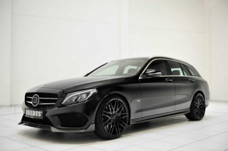 Brabus улучшила Mercedes-Benz C-Class