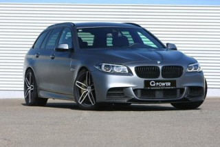 G-Power сделали самый быстрый дизельный универсал BMW