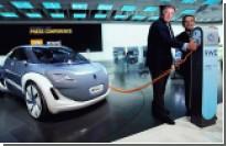 Китай переживает бум электромобилей