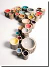 Бревенчатые миски Log bowls