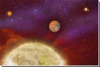 Вокруг экзопланеты нашли четвертую звезду