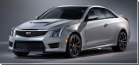 В Женеве дебютировал самый мощный Cadillac ATS-V
