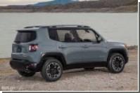Внедорожник Renegade, компании Jeep, удивил мир.