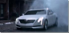 Премьера нового флагманского седана Cadillac + Видео