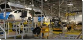 Остановлено производство Mitsubishi и Peugeot-Citroen в России