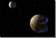 Геофизики доказали наличие в недрах спутника Юпитера соленого океана