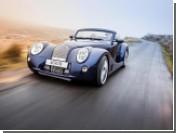 Ретро автомобиль Morgan представил новое поколение