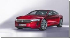 Новая модель Volkswagen: больше Passat, но меньше Phaeton