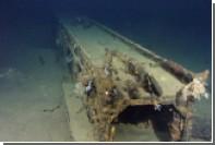 В cети выложили видео с затонувшего японского суперлинкора «Мусаси»