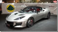 Женевский автосалон 2015: Lotus Evora 400
