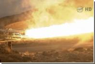 В США прошли испытания мощнейшего твердотопливного ускорителя в мире