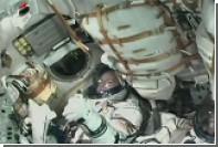 Российские космонавты впервые применили планшет при управлении МКС