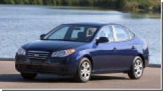 Hyundai отзывает Elantra 2008-2010 годов