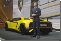Lamborghini представила свой самый мощный спорткар + Фото, Видео