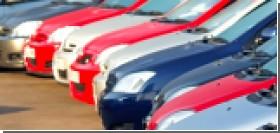 Импорт китайских автомобилей в Украину упал на 41%