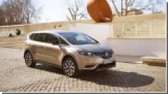 Женевский автосалон 2015: Renault Espace