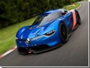 Спорткар от Renault