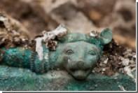 В Шампани обнаружили гробницу кельтского принца