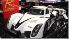 Женевский автосалон 2015: Radical RXC Turbo 500