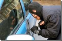 ТОП-10 самых угоняемых автомобилей в России
