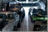 Bugatti выбросили с борта самолета + Видео