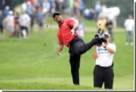 Тайгер Вудс выбыл из сотни лучших гольфистов мира