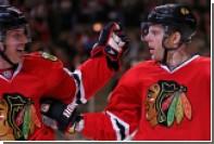 Хоккеисты «Чикаго Блэкхокс» подрались в раздевалке