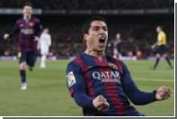 «Барселона» переиграла мадридский «Реал» в «Эль Класико»