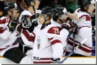 Латвийского хоккеиста дисквалифицировали за допинг на Олимпиаде в Сочи