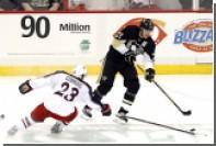 Овечкин и Малкин забросили по две шайбы в матчах НХЛ