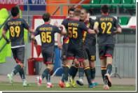 В РФПЛ впервые за три года клуб выпустил в стартовом составе 11 россиян