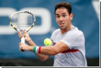 Американского теннисиста дисквалифицировали на 15 лет за допинг
