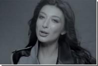 Жена футболиста сборной Украины записала клип на песню о Донбассе