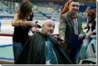 Генменеджер «Сибири» постригся наголо после выхода клуба в финал конференции