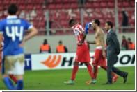 Футболистов «Олимпиакоса» оштрафовали на 500 тысяч евро за вылет из Лиги Европы