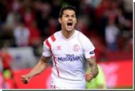 Игрок «Севильи» забил самый быстрый мяч в истории Лиги Европы