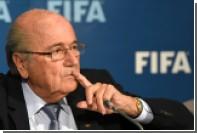 Блаттер отказался от телетебатов с кандидатами на пост президента ФИФА
